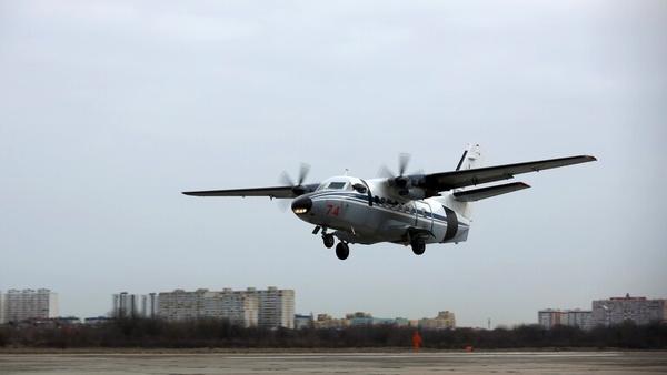 ۷ کشته و زخمی در پی سقوط هواپیما در روسیه