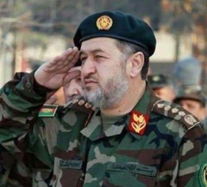 وزیر دفاع و فرمانده ارتش افغانستان برکنار شدند