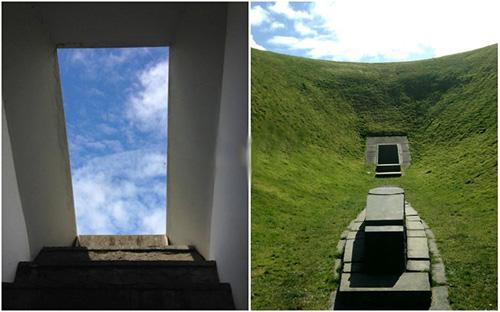 باغ آسمانی ایرلند؛ پیامی از تمدنهای باستان (+عکس)