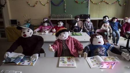 عروسکهای روستای ناگورو ژاپن