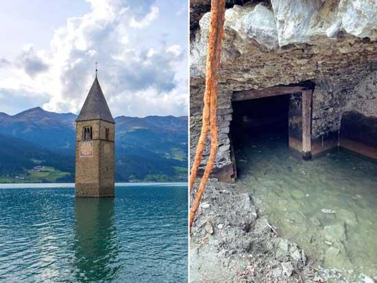 کشف آتلانتیس ایتالیا