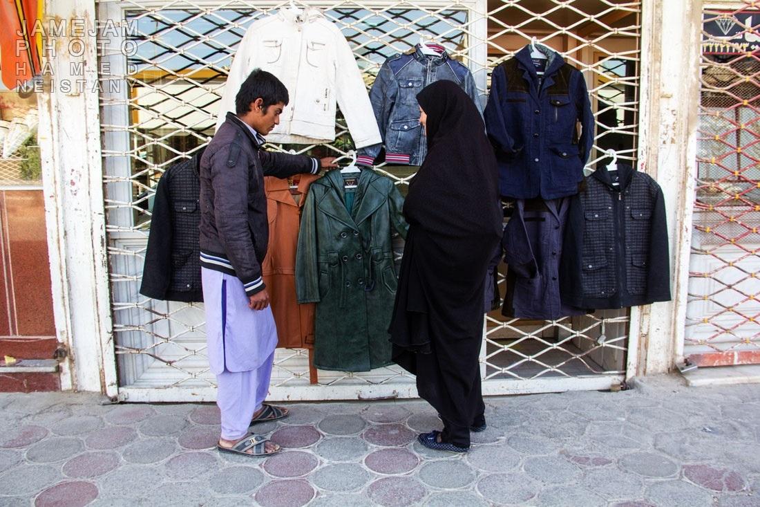 کوچ اجباری روستانشینان سیستان و بلوچستان