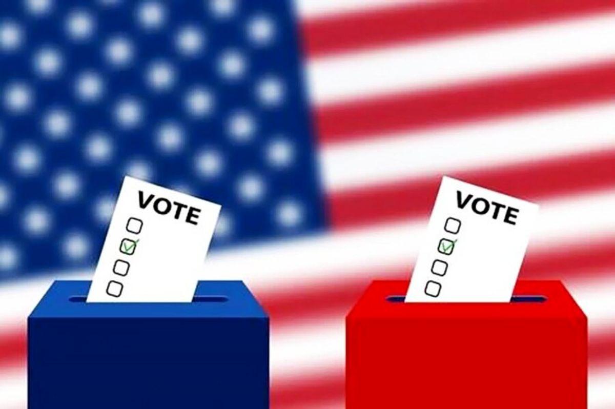 یکسوم آمریکاییها پیروزی بایدن در انتخابات را تقلب میدانند