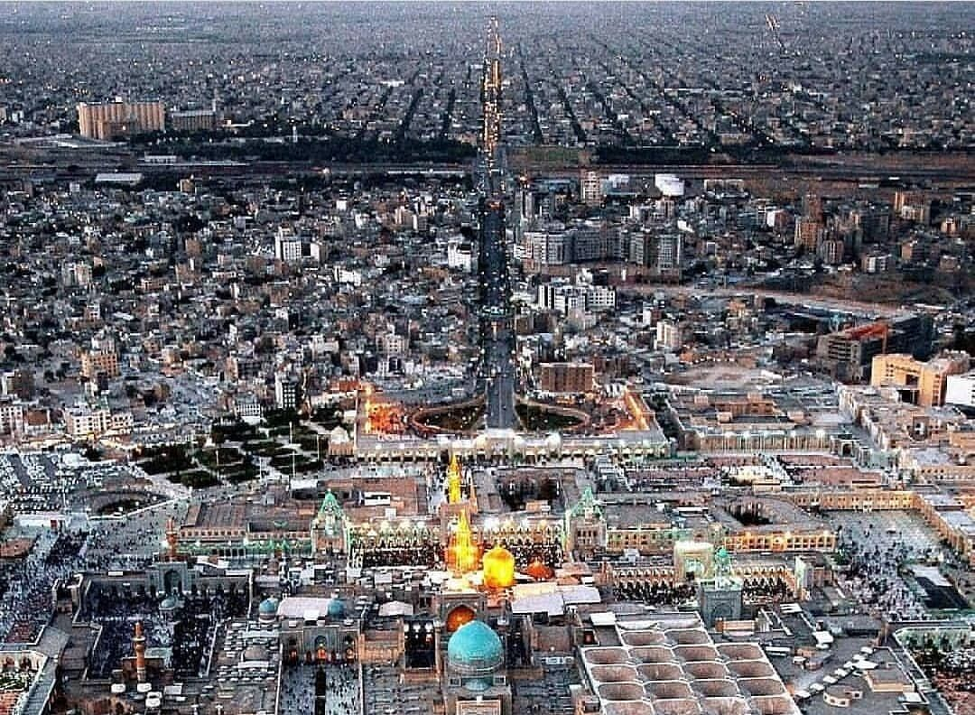 مشهد فقط شهرنشین تولید میکند نه شهروند