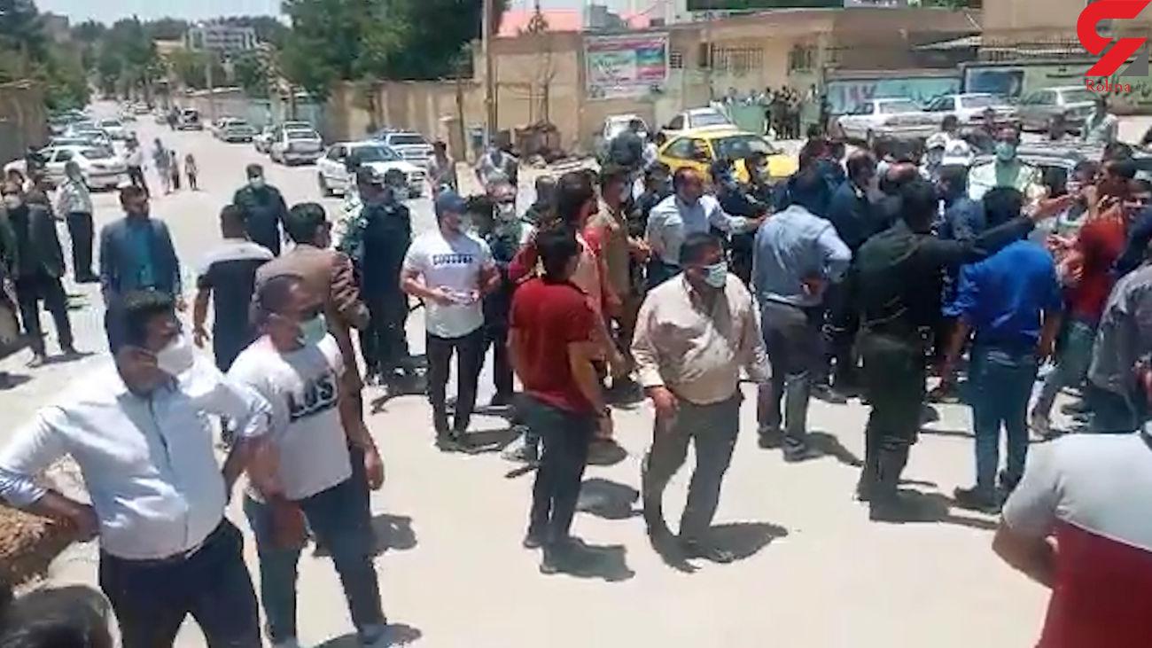 بازداشت 100 نفر روز انتخابات در یاسوج