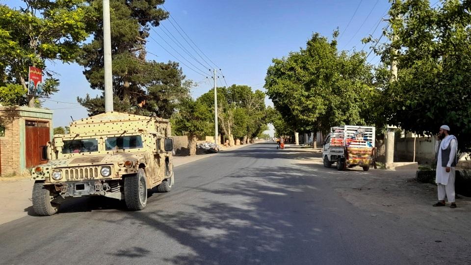 نیروهای افغانستان در قندوز