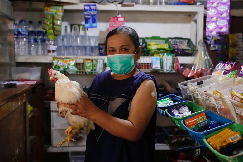 برندگان خوش شانس واکسن در جهان
