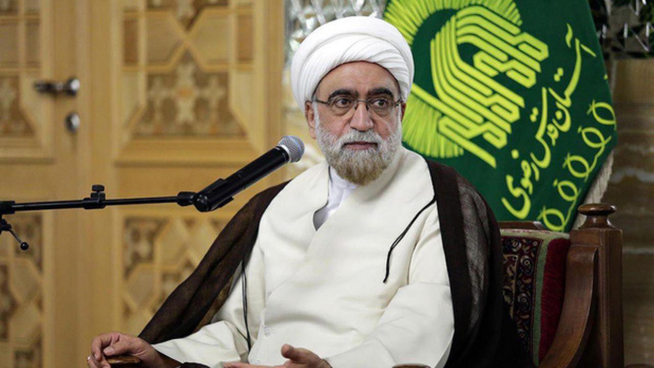 حجت الاسلام احمد مروی
