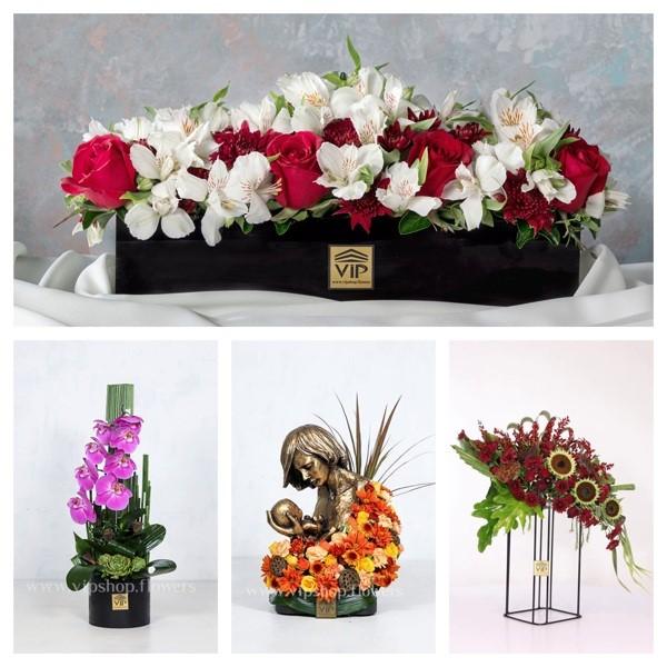جدیدترین باکس گل ها را چگونه تهیه و نگهداری کنیم؟