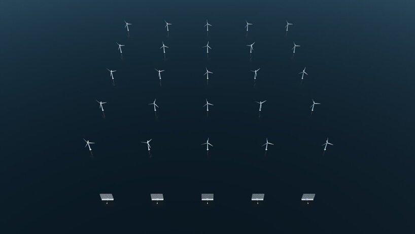بادگیرهای شناور بلندتر از برج ایفل که برق 80 هزار خانه را تامین می کنند