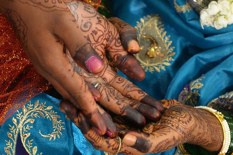 اجرای سنت ممنوعه در هند، پرداخت جهیزیه