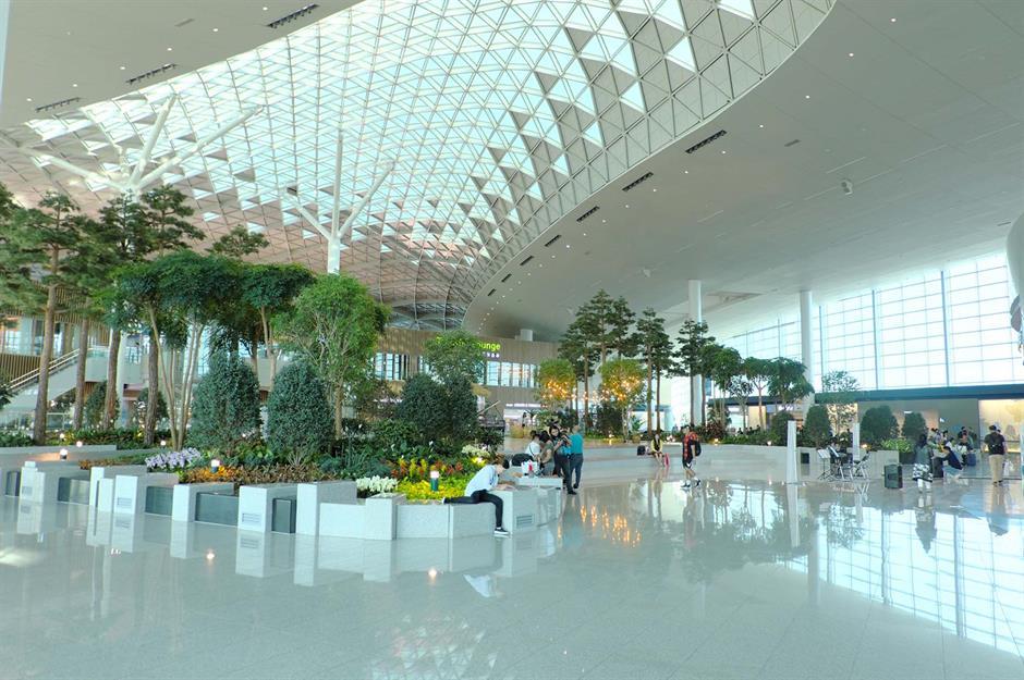 زیباترین فرودگاههای جهان (+عکس)
