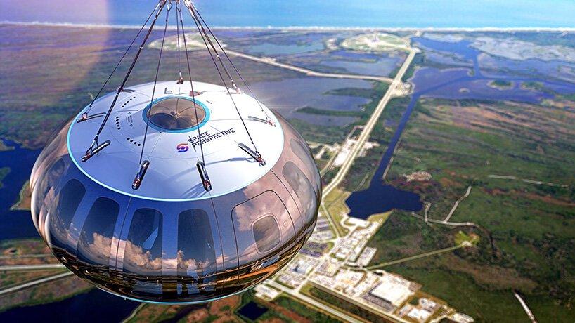 بالون سواری لوکس در فضا با برچسب قیمت 125 هزار دلار