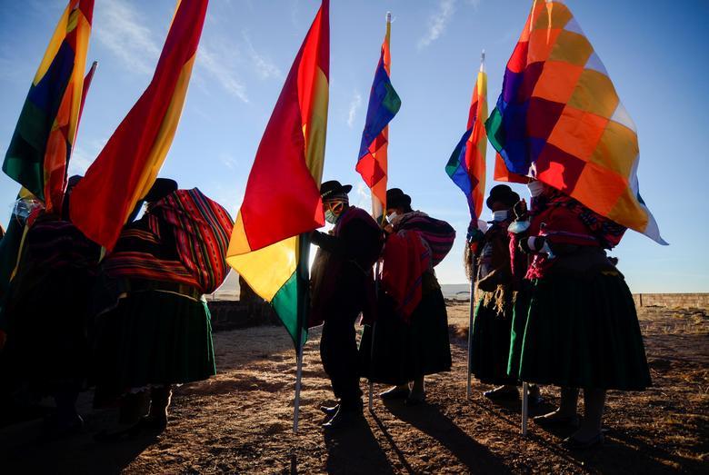 انقلاب تابستانی در بولیوی