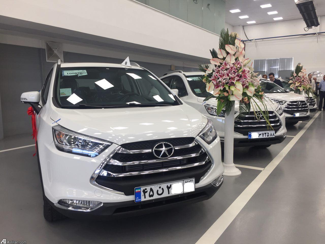 فروش اقساطی 3 خودرو کرمان موتور آغاز شد/ جک S5 جدید هم به طرح فروش آمد (+جدول فروش)