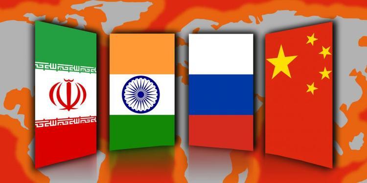 چین، روسیه و هند
