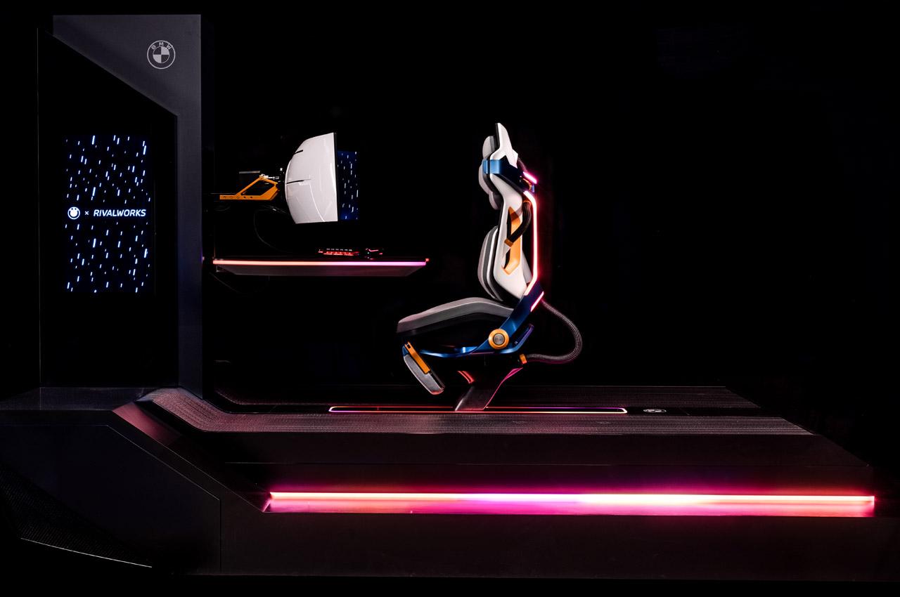صندلی گیمینگ بامو؛ دروازهای بین دنیای واقعی و دنیای مجازی بازی