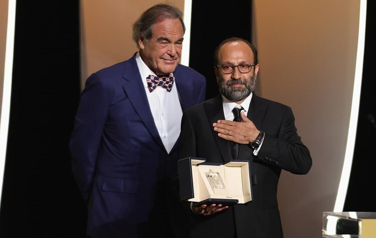 جایزه بزرگ هیات داوران برای قهرمان اصغر فرهادی