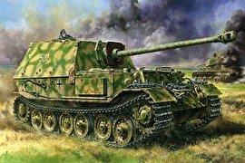 """الفانت؛ از محصول پر ایراد """"پورشه"""" تا موفق ترین شکارچی تانک جنگ جهانی دوم(+عکس)"""