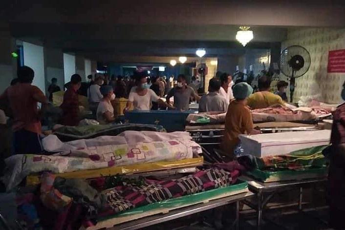 کرونا در میانمار