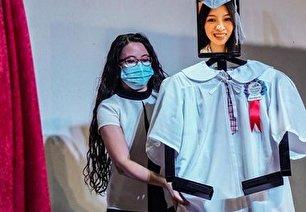 مراسم فارغ التحصیلی رباتیک! (عکس)