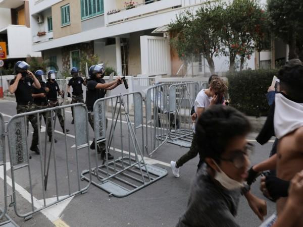 اعتراض به واکسیناسیون اجباری در قبرس