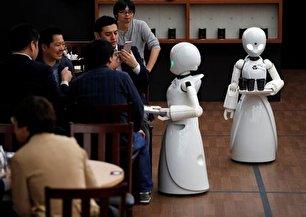 کافه روبات آواتار در توکیو افتتاح شد