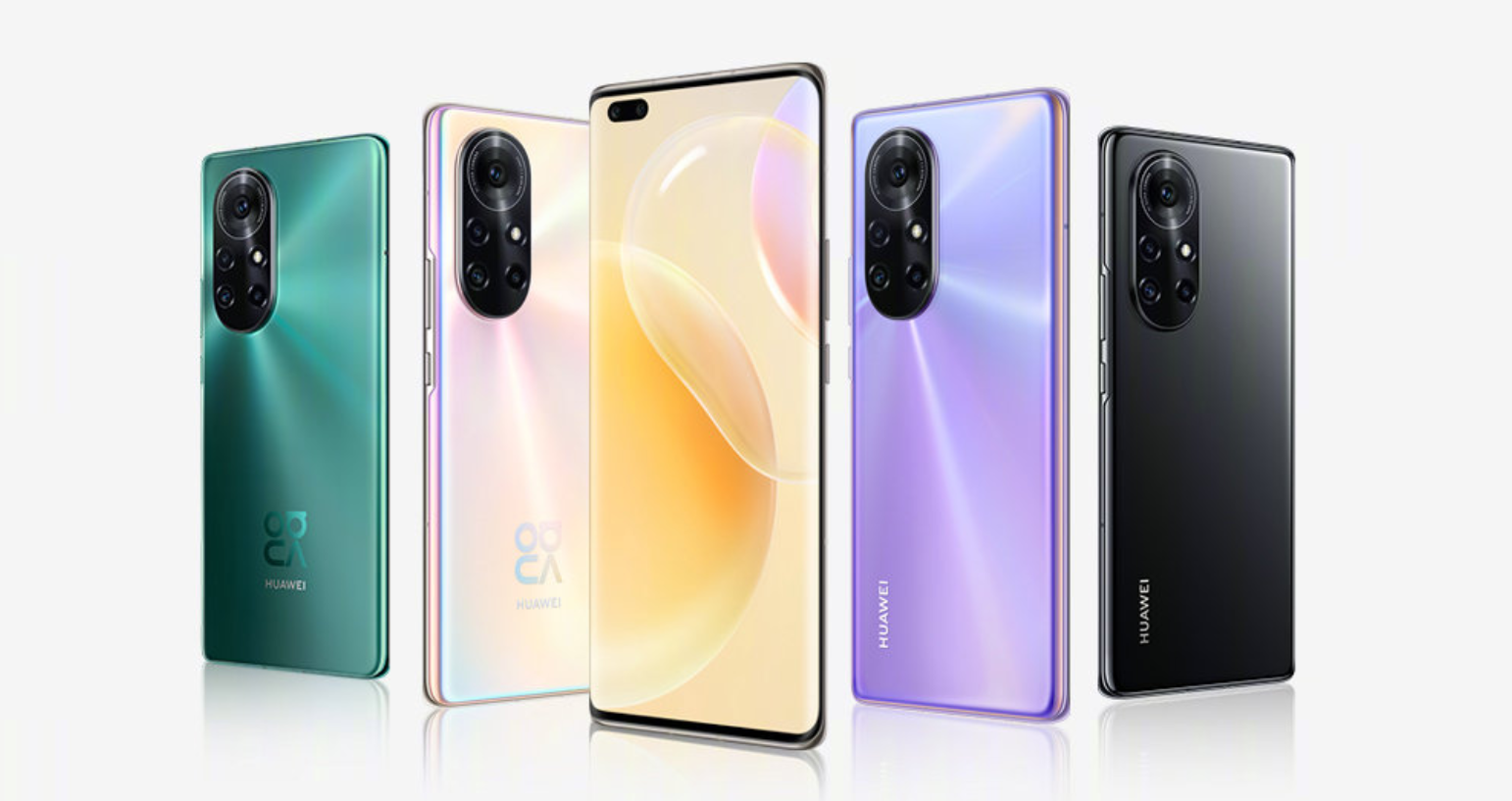 گوشیهای محبوب سری Nova 9 هواوی در راهاند