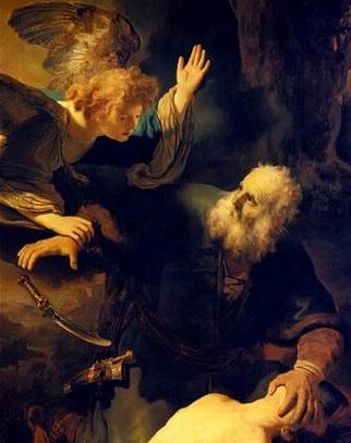 ابراهیم، شهسوار ایمان