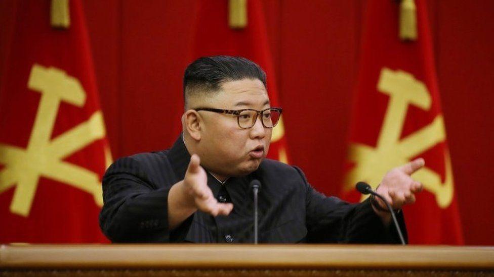 استفاده تبلیغاتی از لاغری رهبر کره شمالی