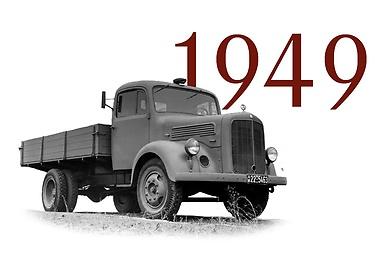 مرسدس بنز و نقاط عطف تاریخچه تولید کامیون در این شرکت