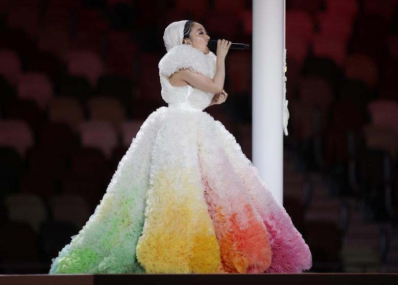 خواننده افتتاحیه المپیک ژاپن