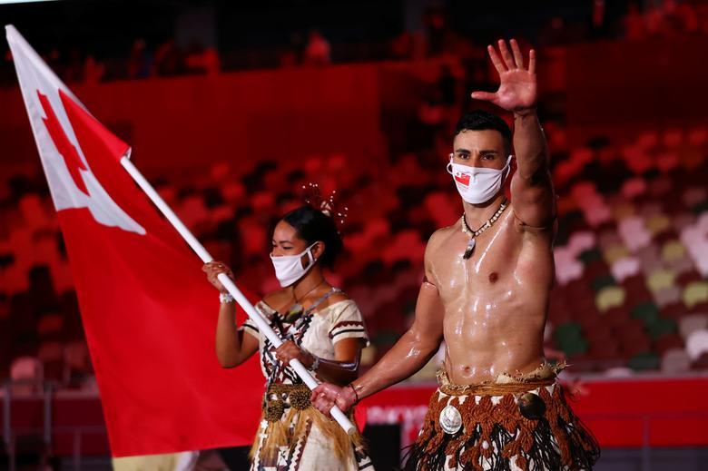 تیم المپیک تونگا