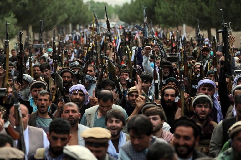 پیوستن به نیر.های امنیتی افغانستان