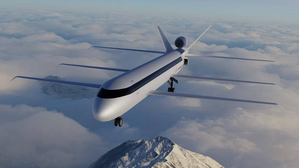 اسئی200؛ هواپیمایی با سه بال که می تواند انقلابی در هوانوردی تجاری ایجاد کند