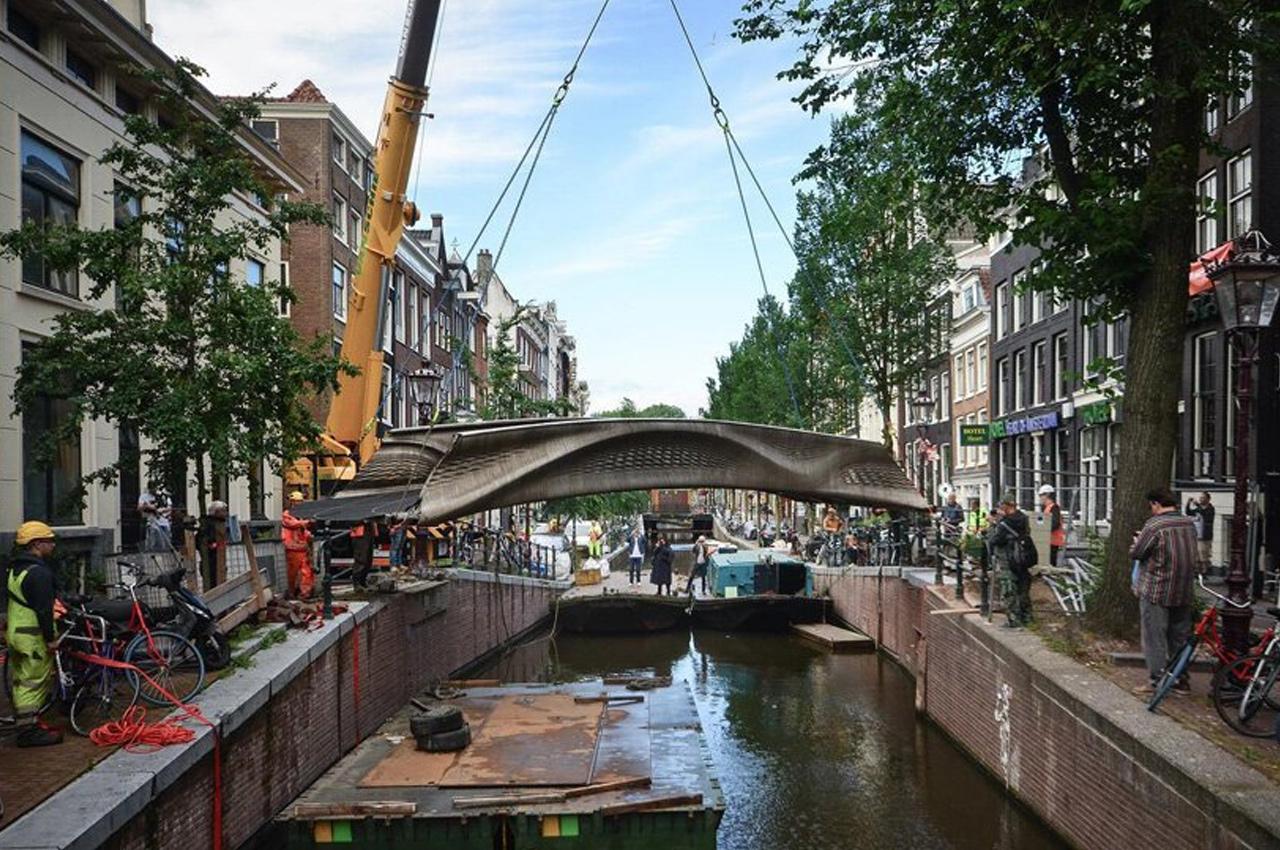 پلهایی با طراحی های نوآورانه؛ ترکیب شگفت انگیز معماری و مهندسی (+عکس)