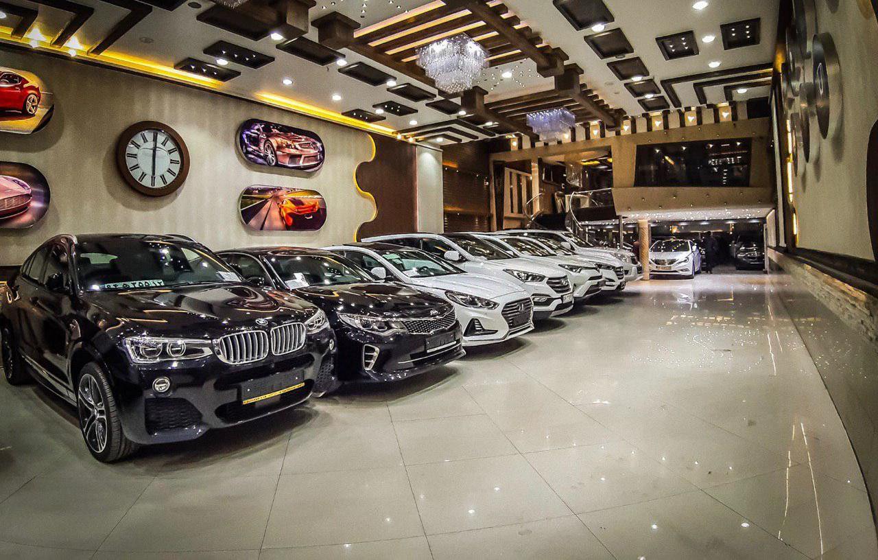 گزارش اشپیگل از بازار خودرو