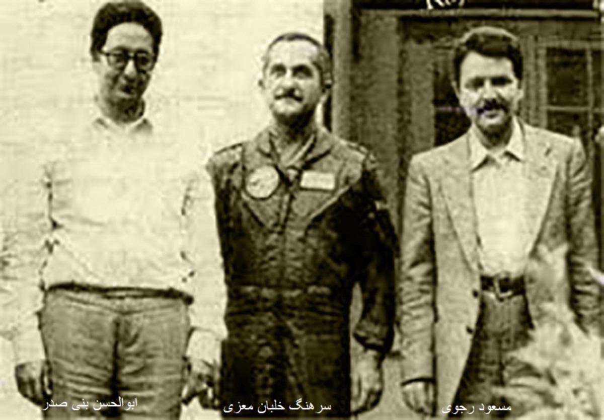 جزئیات فرار بنیصدر با هواپیما از تهران تا پاریس در مرداد ۶۰
