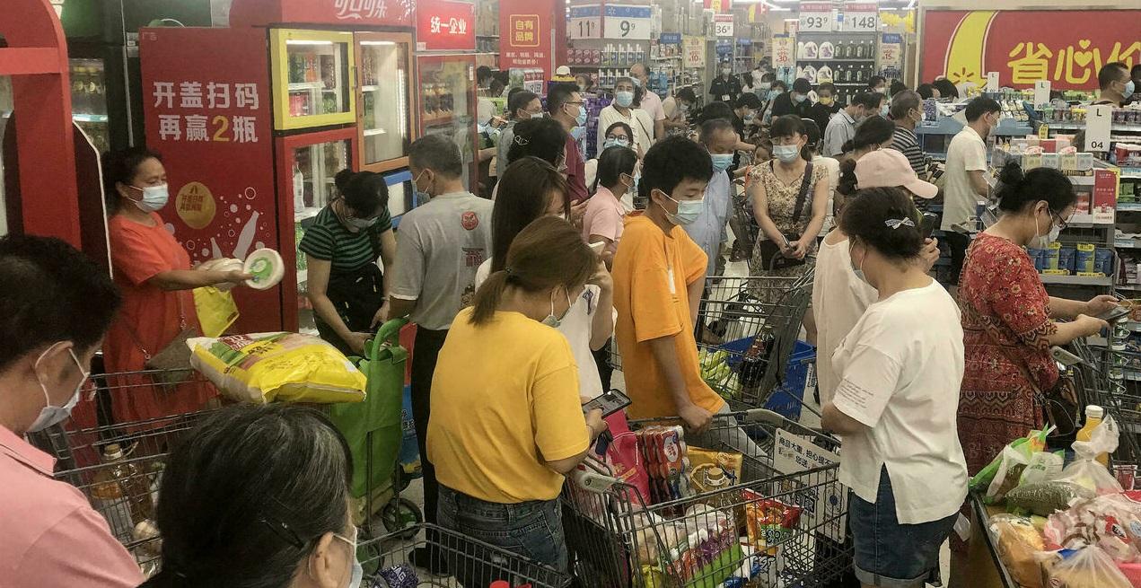 بازگشت کرونا به چین/ 11 میلیون نفر در ووهان تست کرونا می دهند