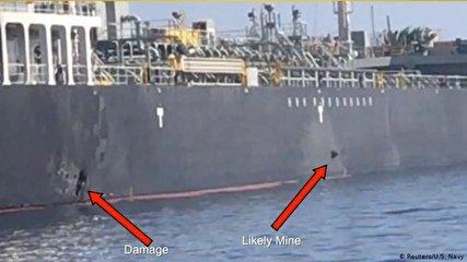 11 حمله به کشتی های ایران حتی در خلیج فارس / حمله به کشتی ایرانی با زیردریایی
