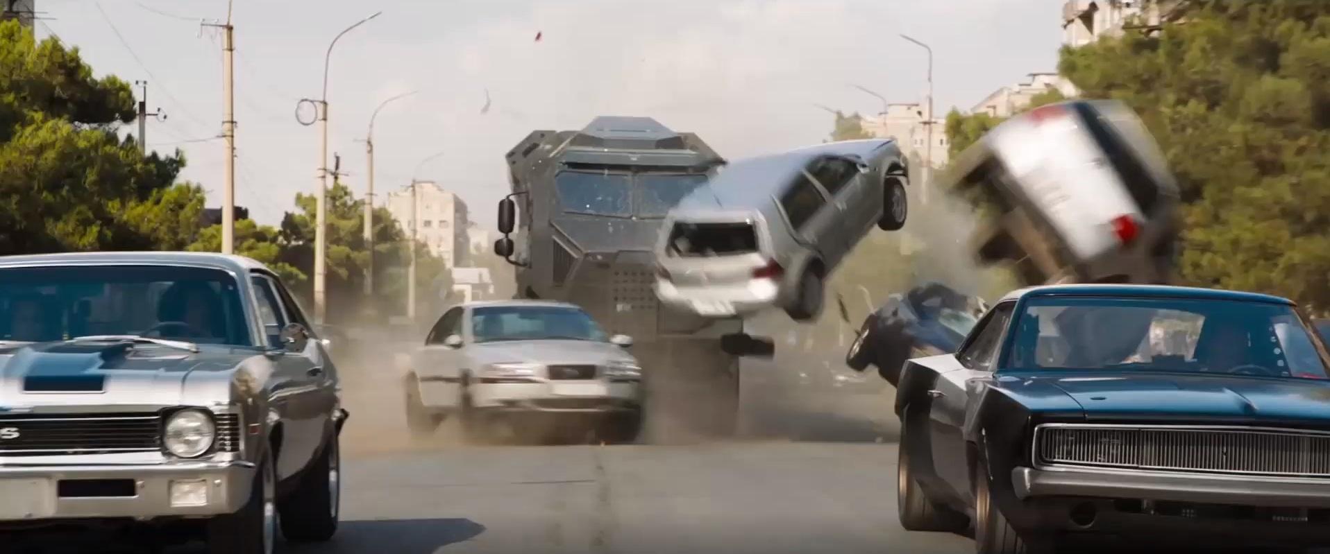 نقد و بررسی فیلم سریع و خشن 9