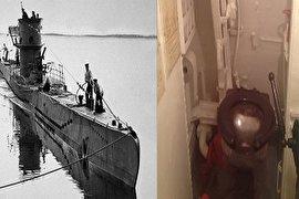 عجیب ترین دلیل برای غرق شدن یک زیردریایی آلمان نازی! (+عکس)