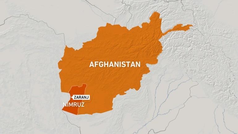 شهر زرنج افغانستان