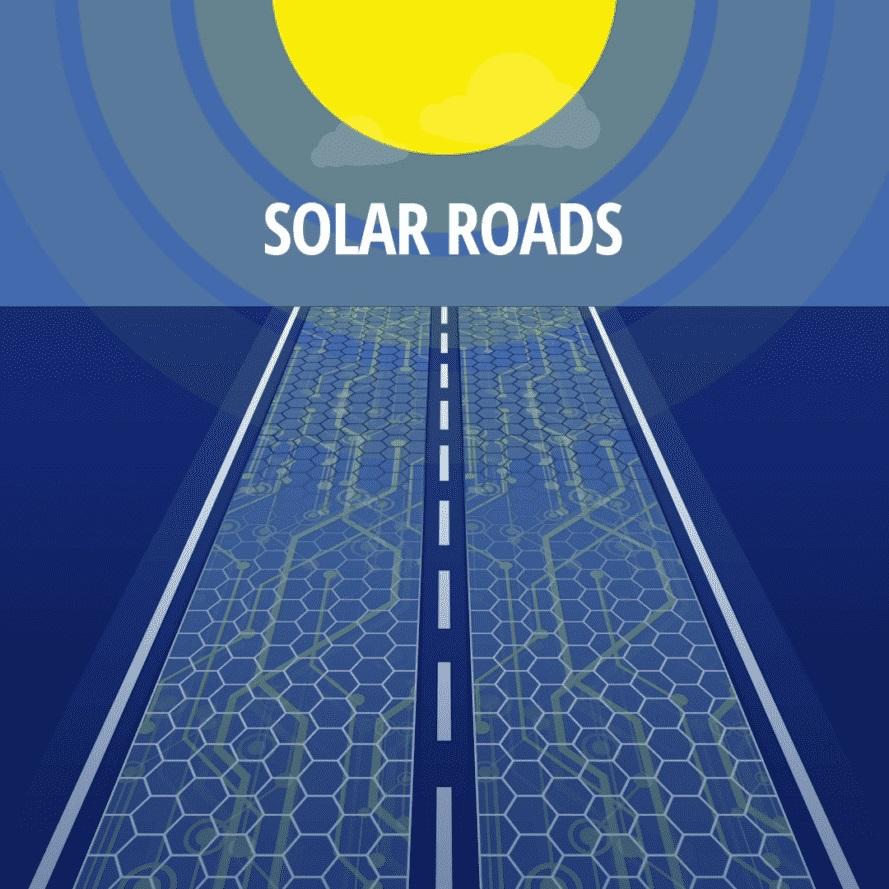 گزارشی درباره جاده های هوشمند آینده؛ از خورشیدی تا خودترمیم! (+عکس)