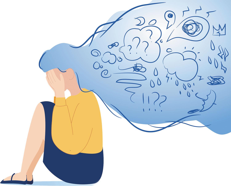 علت های معده درد عصبی