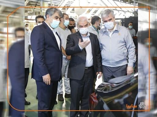 تداوم تولید «شاهین» در ایام تعطیلات تابستانی صنعت خودرو