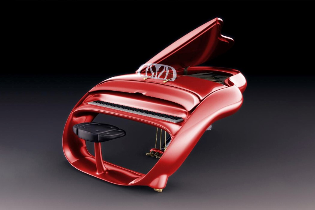لوئیجی کولانی؛ طراح صنعتی برجسته با رویکردی عجیب در حوزه طراحی از پیانو تا خودرو(+عکس)