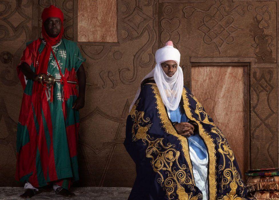 یوسف بوهاری پسر رئیس جمهور نیجریه