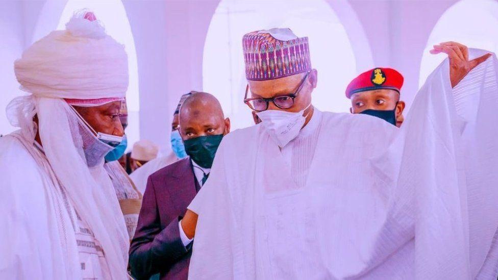 امیر و رئیس جمهور نیجریه