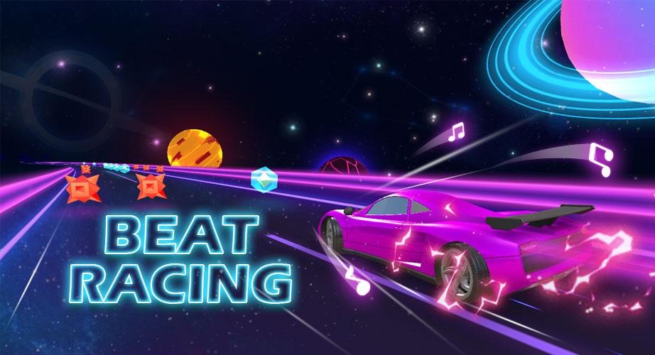 دانلود بازی موزیکال مسابقه با بیت موسیقی - Beat Racing